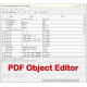 VeryUtils PDF Object Editor