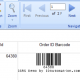 SSRS Code 128 Barcode Generator