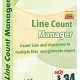 Line Count Manager