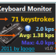 Keyboard Monitor