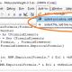 Office Programming Helper Indent VB Code