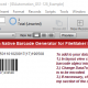 Code 128 Filemaker Barcode Generator