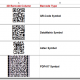 QR Code | Data Matrix | PDF417 for Excel