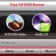 Free CD DVD Burner Platinum