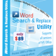 Word Search and Replace Utility