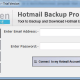 Softaken Hotmail Backup